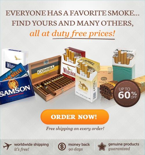 Buy USA cigarettes USA
